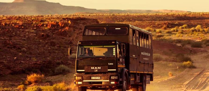 Safari Afrkia budgetreizen en trucksafari