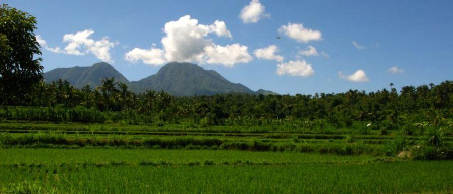 Rondreizen Indonesie Bali landschap