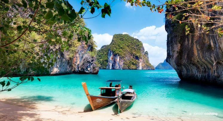 Prive rondreizen Thailand