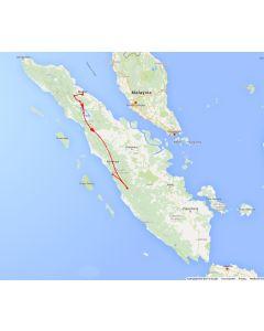 Rondreis Sumatra Groot avontuur op Sumatra van Medan tot Padang inclusief Kerinci Seblat Nationaal park (16 dagen/ 15 nachten)