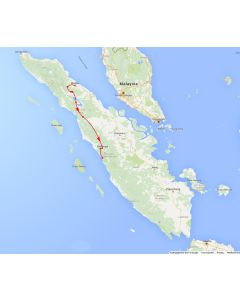 Rondreis Sumatra: Cultuur, natuur en avontuur op exotisch Sumatra (14 dagen/ 13 nachten)