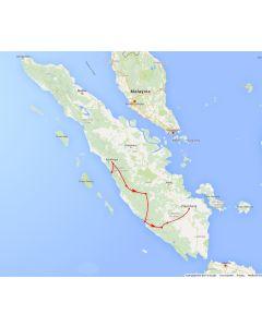 Rondreis Sumatra: Zuid Sumatra, Kerinci Seblat & Kubu-stam (14 dagen/ 13 nachten)