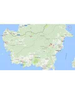 Venture travels Rondreis Borneo Kalimantan Orang oetan Tanjung Puting - 3 dagen / 2 nachten route