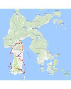Rondreis Sulawesi: Zuidelijk Sulawesi (9 dagen / 8 nachten)