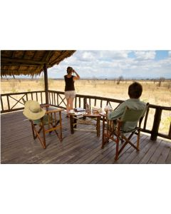 Tanzania safarilodge Stanley's kopje afbeeling 1