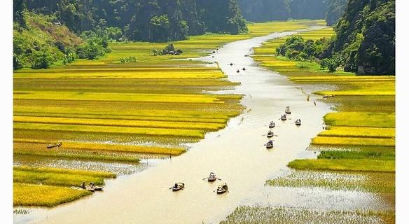 Vietnam Hoa Lu Tam