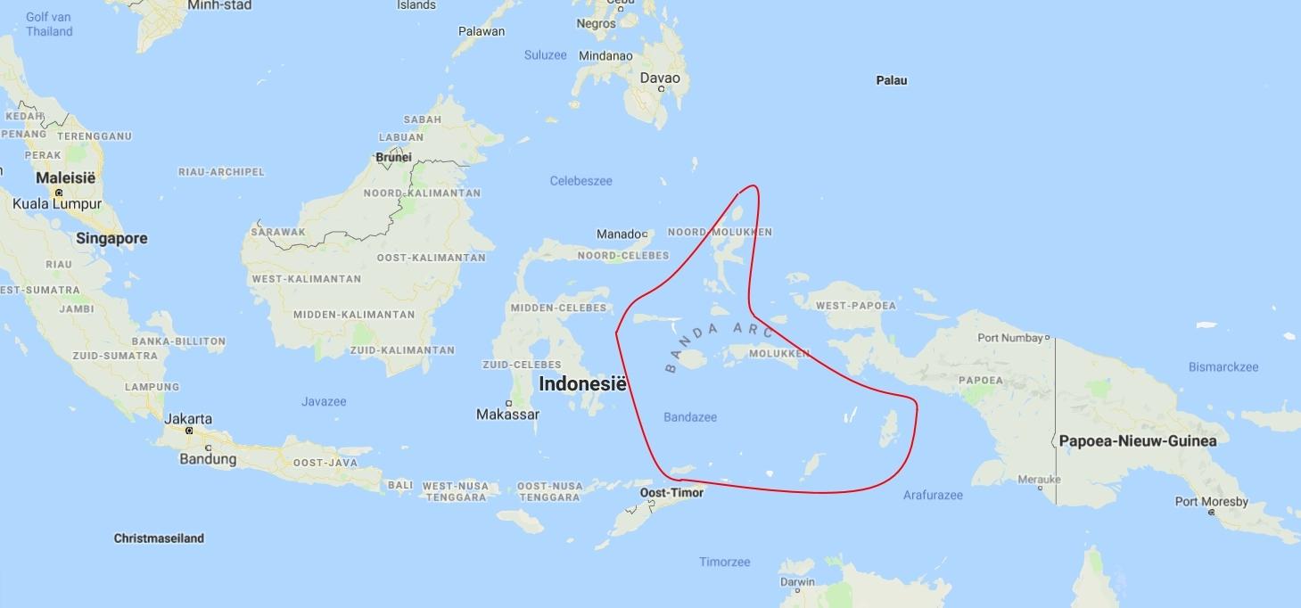 Indonesie, De Molukken