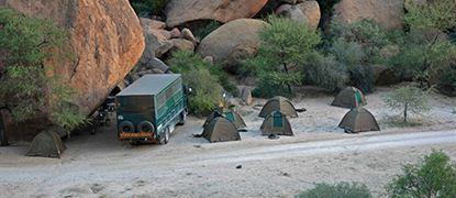 trucksafaris Afrika