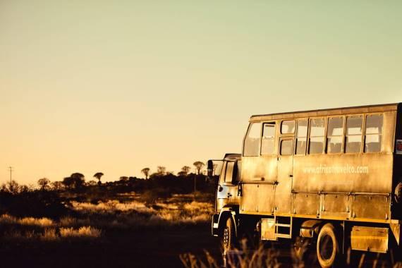 Trucksafaris Afrika Nijlpaard