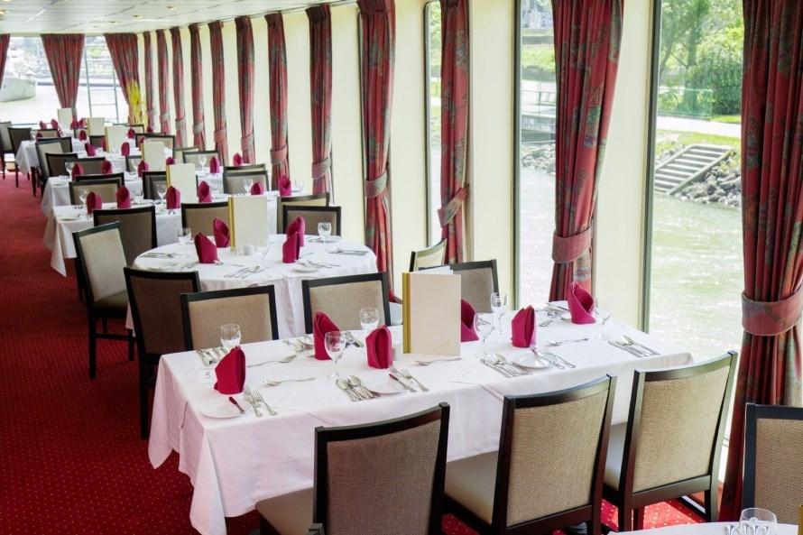 MS Amadeus Classic restaurant