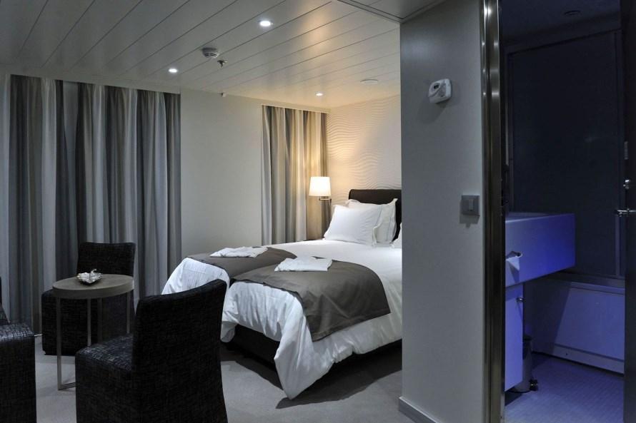 MS Douro Spirit Suite bovendek