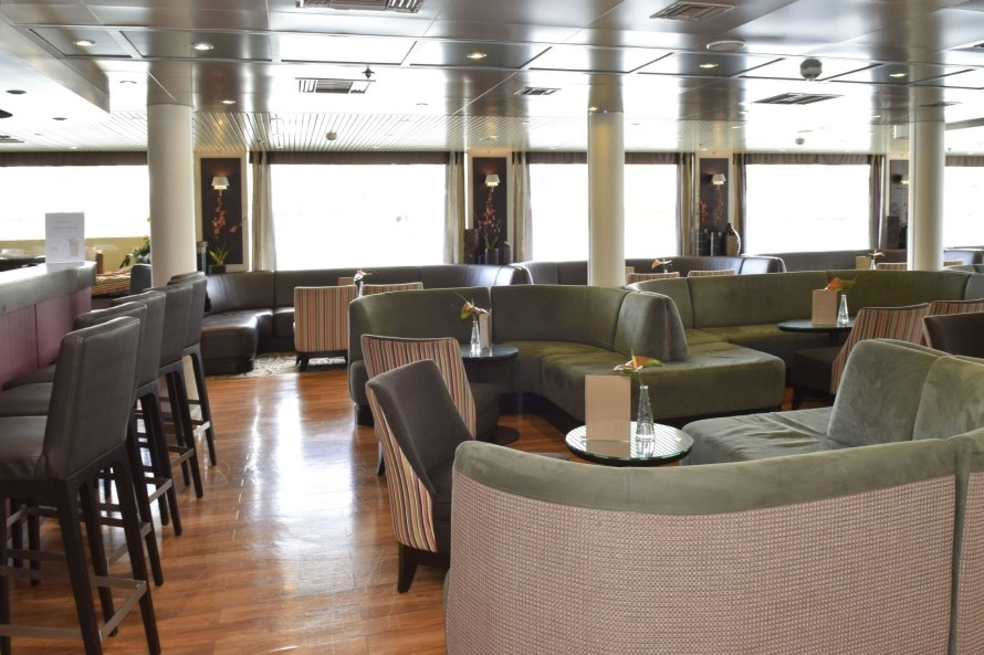 MS Douro Spirit lounge