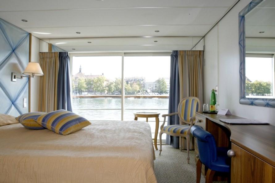 MS_Johann_Strauss-Premium cabine met frans balkon